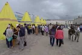 В Якутии 2 декабря откроется Съезд долган