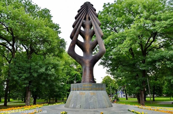 Полиция Нальчика не будет расследовать осквернение памятника жертвам Кавказской войны