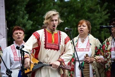 Гимн Ленобласти предложили перевести на вепсский и ижорский языки