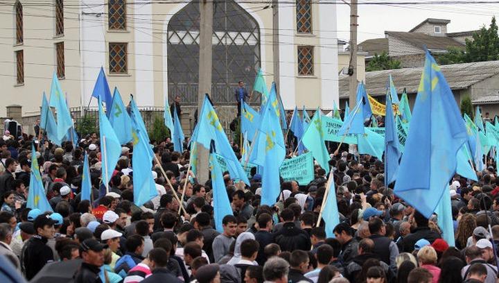 Крымские татары не жаловались на нарушения прав в 2016 году