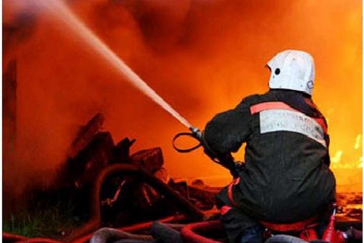 В Москве сгорел дом с мигрантами