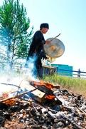 Байкальские шаманы очистили помыслы и язык журналистов