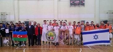 Татарские футболисты победили еврейских в драматичном поединке вратарей