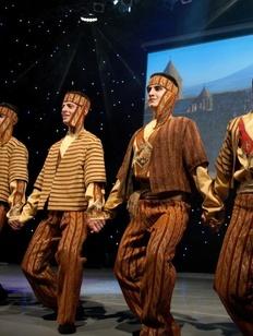 Армянский танцевальный флешмоб пройдет в Москве
