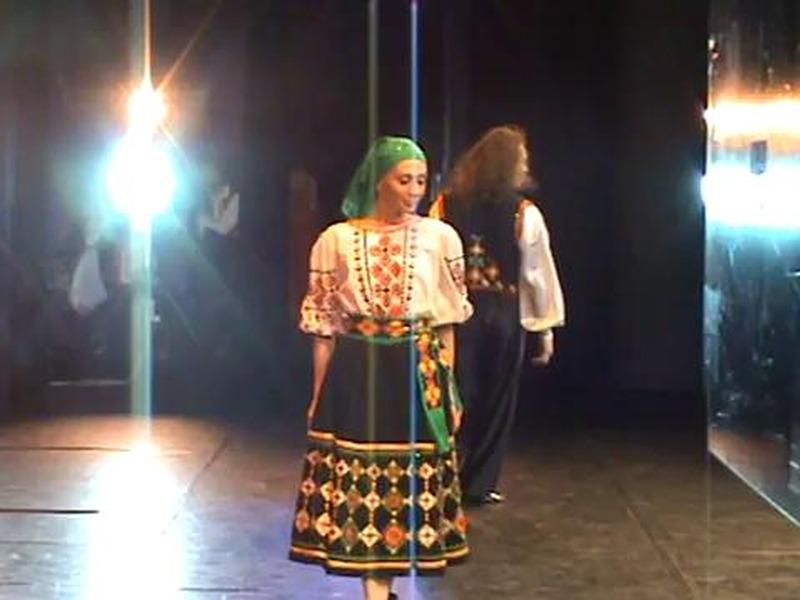 Сербский танец