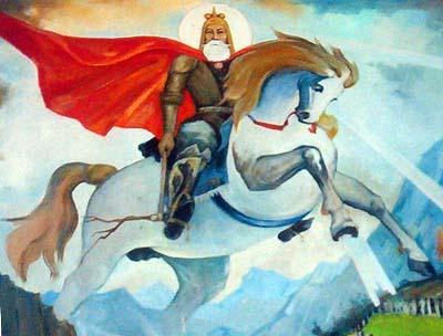 Праздник Джеоргуыба стартовал в Северной Осетии