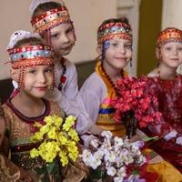 """Мордовский праздник """"Масторавань Тундо"""" в Самаре"""