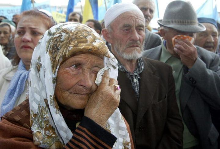 В Крыму покажут фотолетопись возвращения крымских татар из депортации