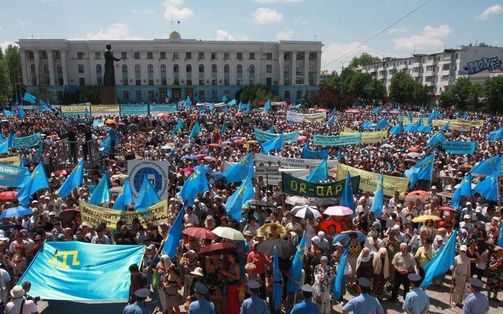 После референдума в Крым вернулись не больше 50 семей крымских татар