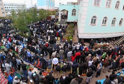 """Духовное управление мусульман предложило построить исламский центр в """"Новой Москве"""""""