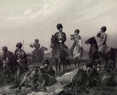 Выставка об истории русского казачества откроется в Госдуме