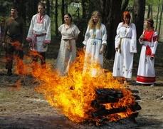 Славянские народы отметили Радоницу