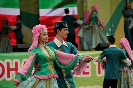Российские немцы призвали возродить празднование татаро-башкирского Сабантуя в Забайкальском крае