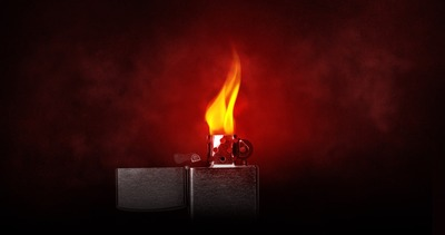Более 10 домов загорелось в цыганском поселке в Самарской области