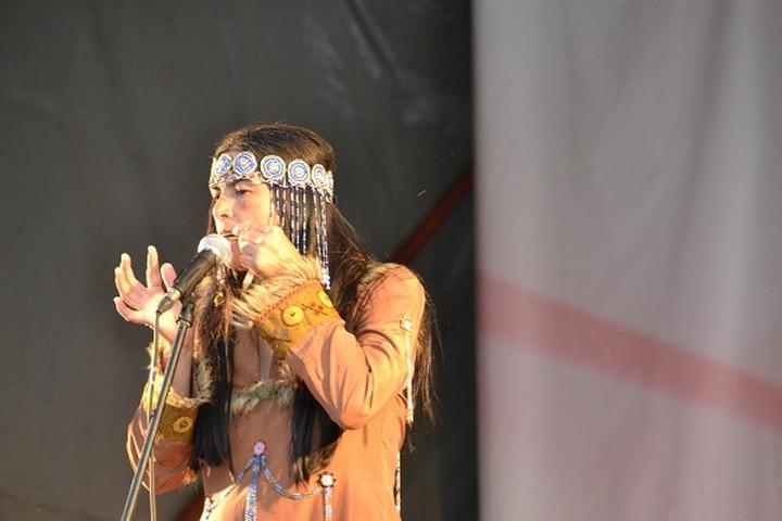 Гостей фестиваля национальных культур в Бердске развлекали восточными танцами и славянскими хороводами