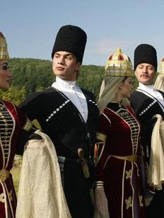 Самый модный на Кавказе, шурин русскому царю