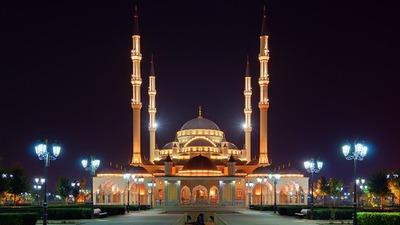 """Мечеть """"Сердце Чечни"""" может стать главным символом России"""