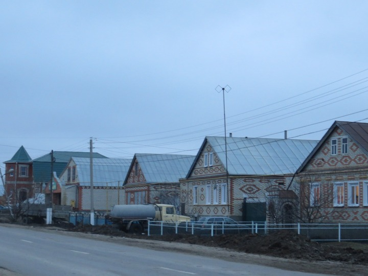 Средняя Елюзань - самое большое татарское село