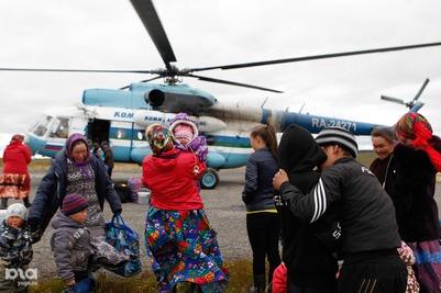 В Ненецком автономном округе началась доставка учеников из тундры