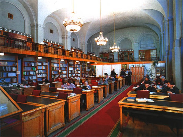 Библиотеки ЦАО Москвы превратятся в центры толерантности для мигрантов