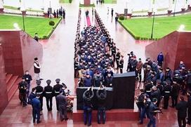 В Чечне отметили День памяти и скорби народов республики