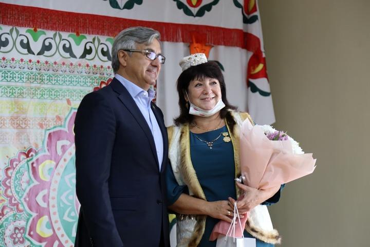 Языковые курсы откроют в новом центре татарской культуры в Кургане