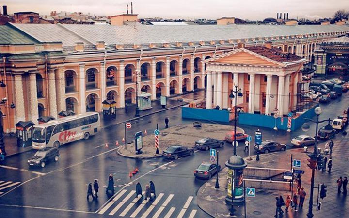 Задержанные за драку со стрельбой в центре Петербурга уроженцы Дагестана арестованы