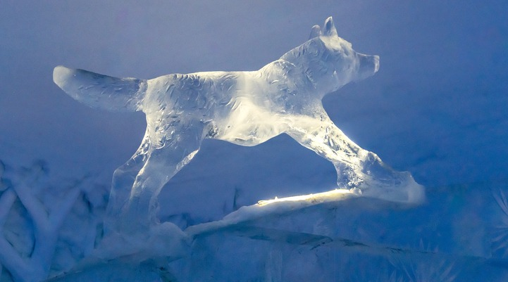 Лучшую ледяную скульптуру на тему коми-пермяцкой мифологии выберут в Перми