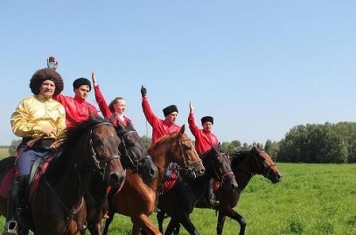 В Тюменской области вспомнят старинные казачьи забавы