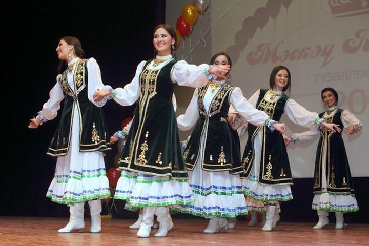 В Москве выбрали башкирских красавиц 2014