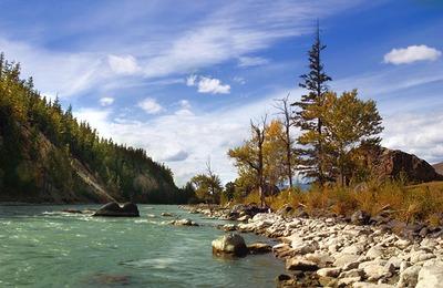 Алтайские шаманы помогут в создании туристических маршрутов