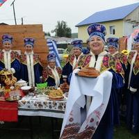 Национальный колорит на 95-летии Боханского района Иркутской области