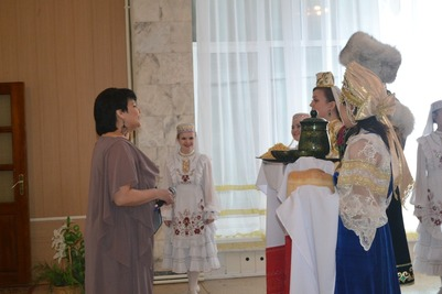 В Башкирии отметили праздник татарского пирога