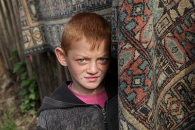 Доклад: Цыганские беженцы с Украины испытывают трудности в России