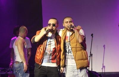 На концерте таджикских рэперов в Москве распылили перцовый газ