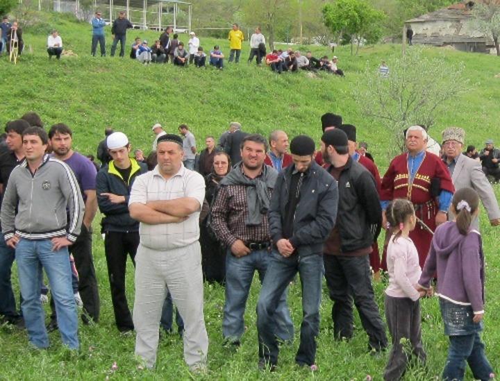 Кумыки провели сход  и заявили о нерешенности земельного вопроса в Дагестане