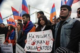 Митинг в память о жертвах геноцида армян пройдет в Москве
