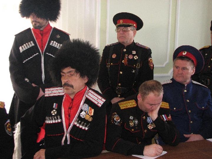 Крымский атаман: Создание реестрового казачества приведет к конкуренции казаков