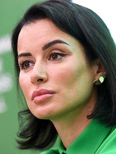 Канделаки призвала журналистов развеять стереотипы о кавказских женщинах