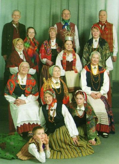 Работники Финно-угорского культурного центра отправятся в Эстонию знакомиться с ливами