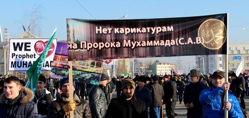"""Кадыров о теракте во Франции: """"чеченского следа"""" в этой истории нет"""