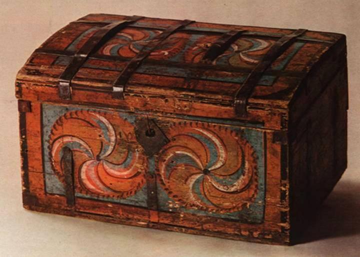 Вольный ящик