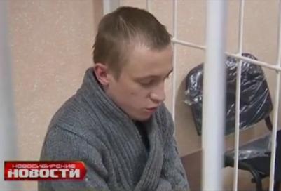 Подозреваемый в вандализме изрисовал памятники в Новосибирске за 5 тысяч рублей