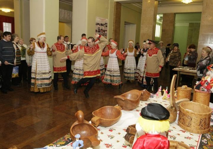 """Тульский фестиваль """"Страна в миниатюре"""" соберет представителей двенадцати национальностей"""