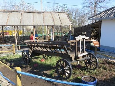 В саратовском этнопарке провели украинский праздник