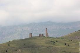 Полицейские сорвали субботник у ингушских родовых башен на переданной Чечне территории