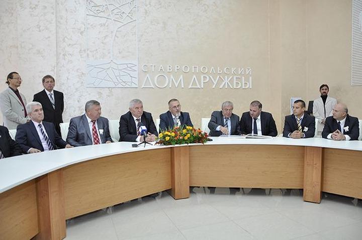 На Ставрополье прошла встреча диаспор с сотрудниками УФМС
