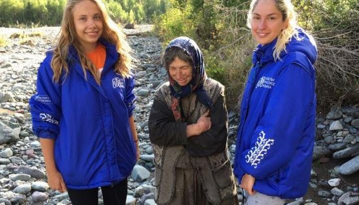 Отшельнице Агафье Лыковой продолжат доставлять продукты во время эпидемии коронавируса