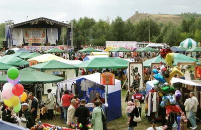 В Спасской ярмарке в Елабуге примут участие более 900 мастеров со всей страны