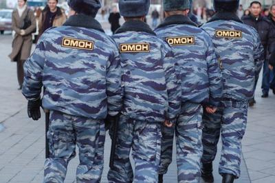 После драки дагестанцев и таджиков въезды в Сургут охранял ОМОН